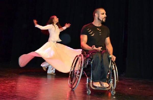 İzmitli Engelli balet, ABD'de eğitim almak için destek istiyor
