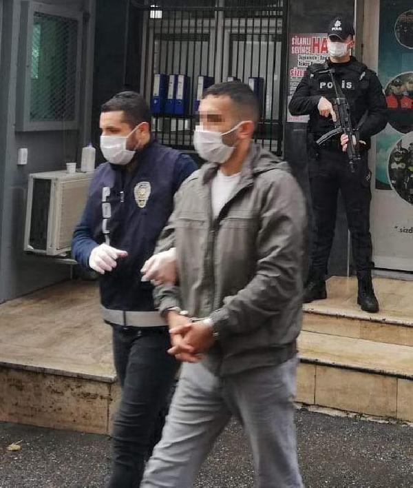 Darıca'da Hırsız evde yakalandı, yalanı şaşırttı